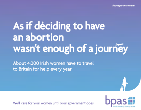 """2.11.2013: BPAS intervention in abortion debate is """"disgusting but entirely predictable"""" says PLC"""