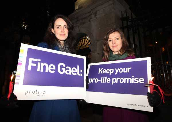 18.12.2012: PLC will launch robust and sustained challenge to every element of proposed abortion legislation