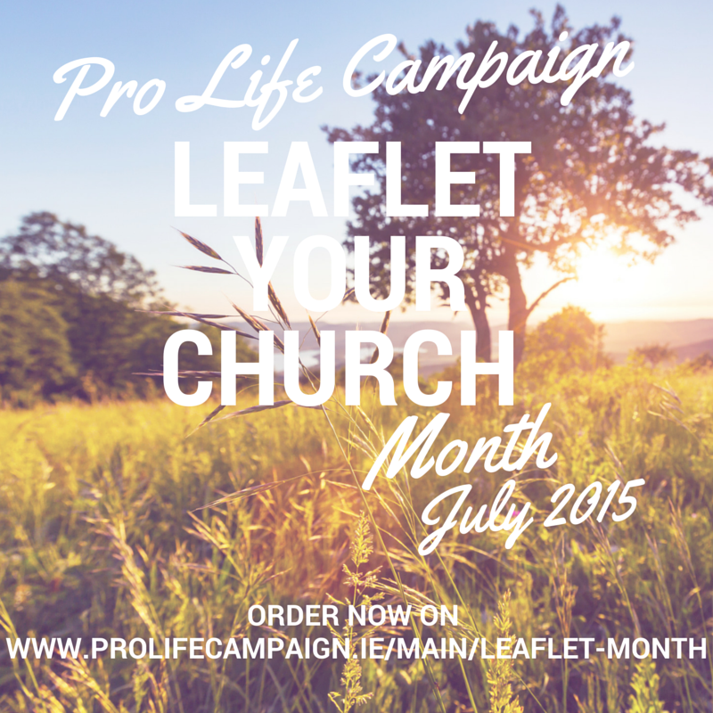 Leaflet your Church Month
