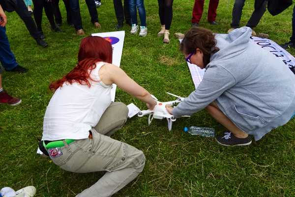 "6.07.2015: Abortion drone set for Ireland ""nothing more than a cheap publicity stunt"" says PLC"