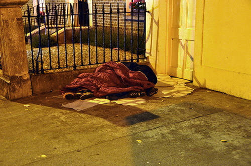 17.07.2015: Government must step in and support homeless pregnant women, says PLC