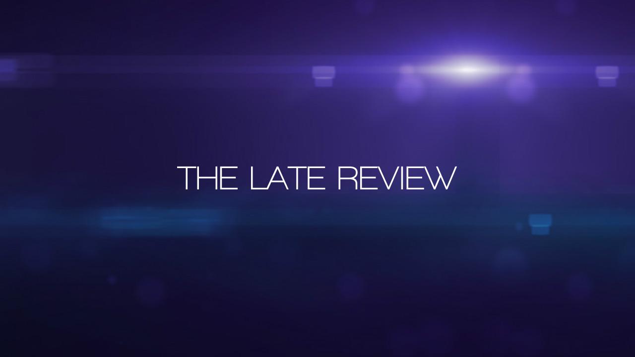 20.08.2015: Cora Sherlock debates Dr. Ciara Kelly on TV3's Late Review