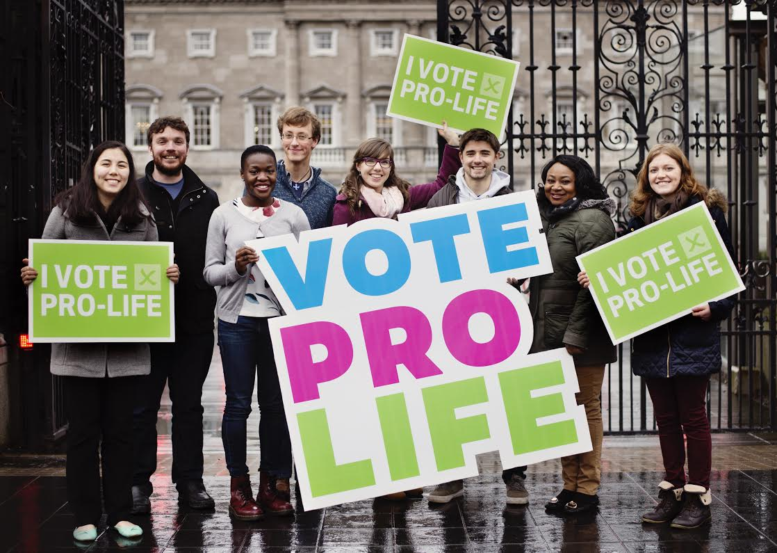 13.02.2016: Pro Life Campaign launches election initiative for #GE16