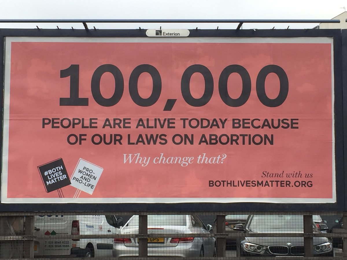 """02.08.2017: ASA ruling """"validates claims that over 100,000 people are alive today  as a direct result of pro-life laws"""", says PLC"""