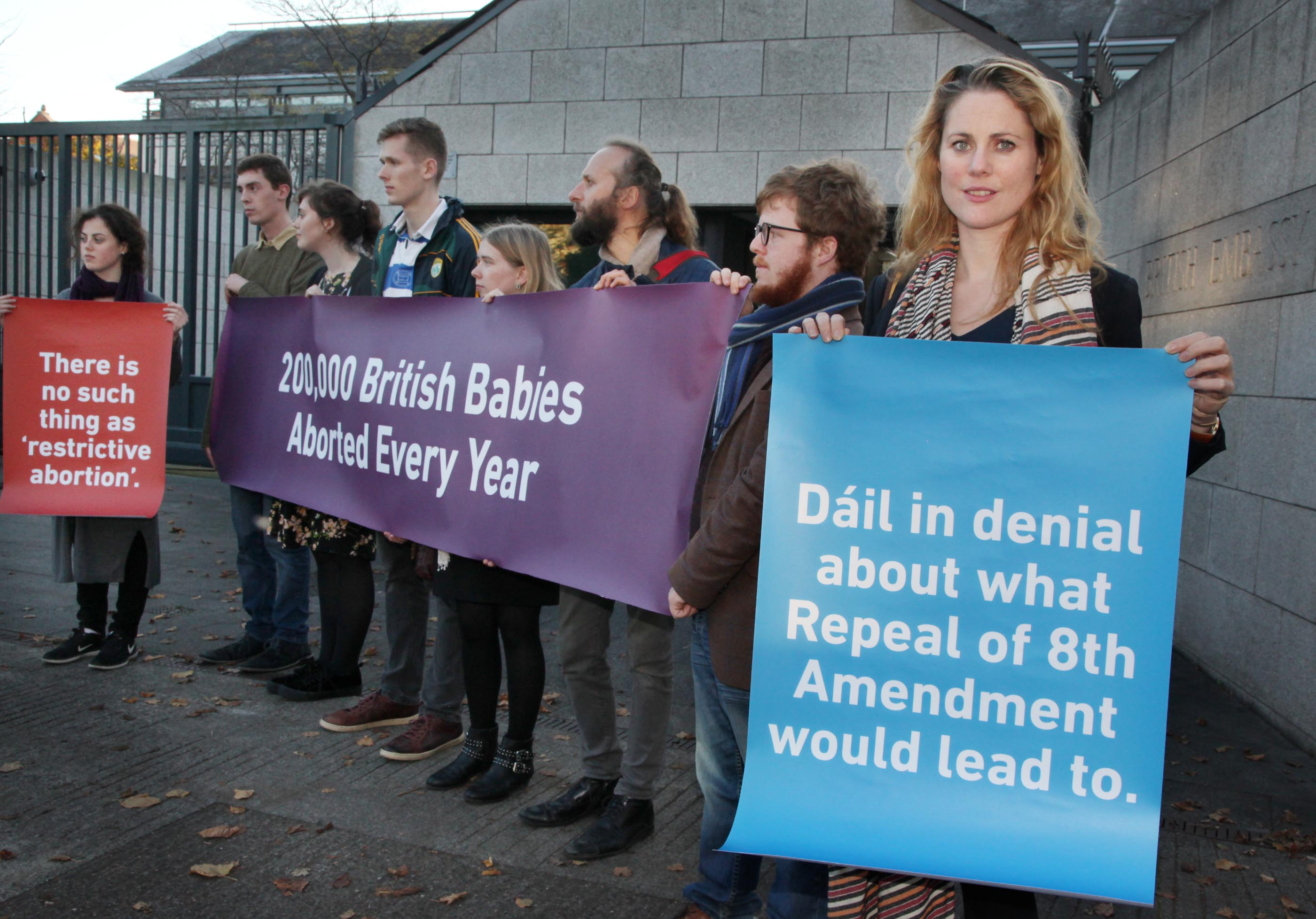 27.10.2017: 50thanniversary of Abortion Act – timely reminder that there's no such thing as 'restrictive' abortion, says PLC