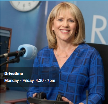 22.03.2018 Brendan Crowley of Medical Alliance for the 8th on RTÉ Drivetime.