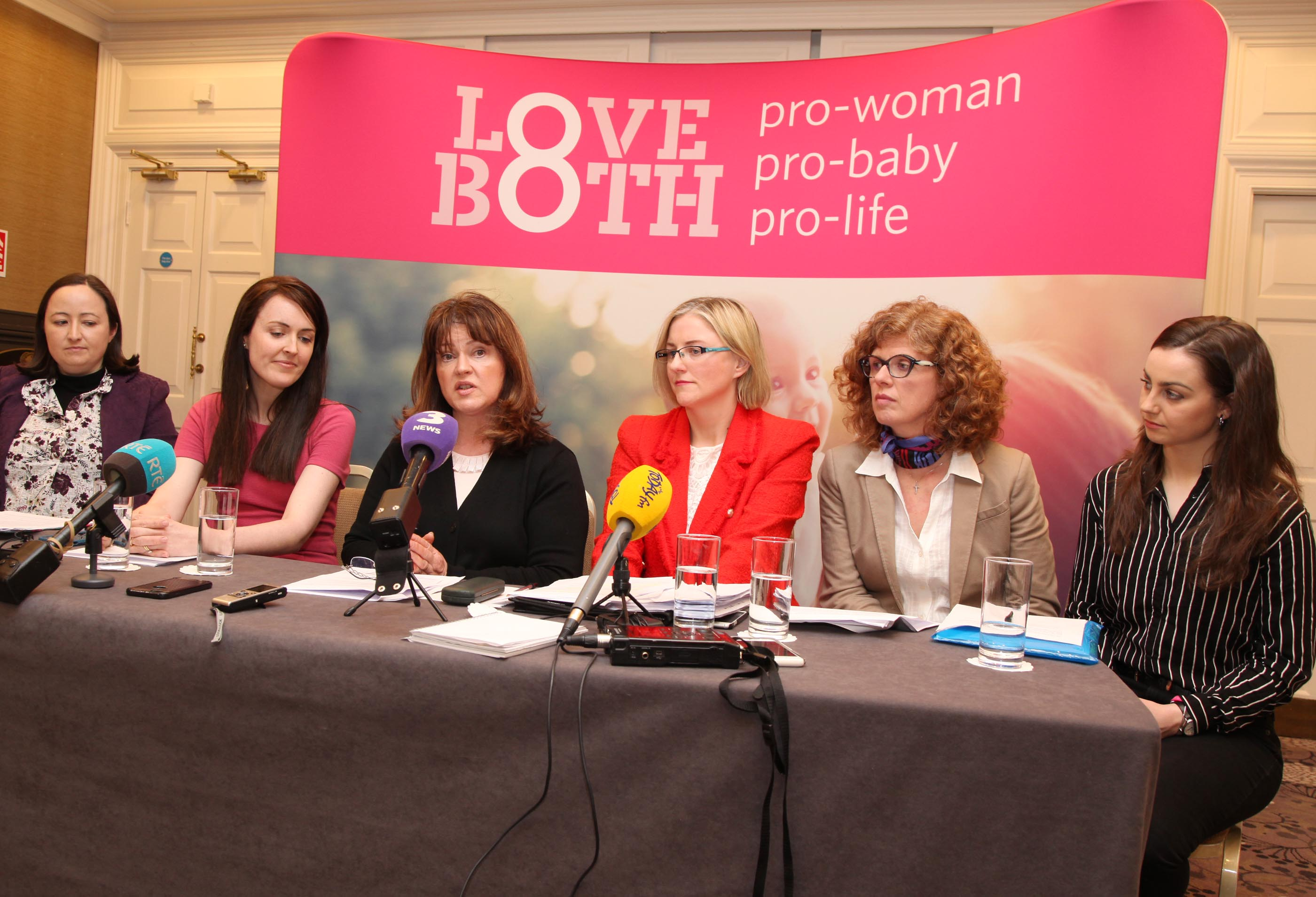 08.03.2018: A vote for repeal is a vote for abortion on demand up to birth – Caroline Simons