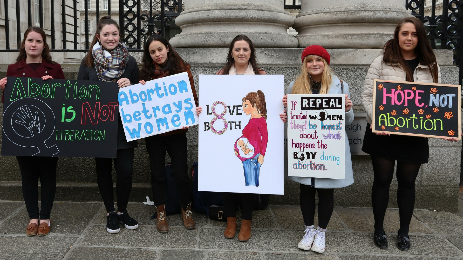08.03.2018: Sad to see government hijack International  Women's Day to push for abortion – PLC