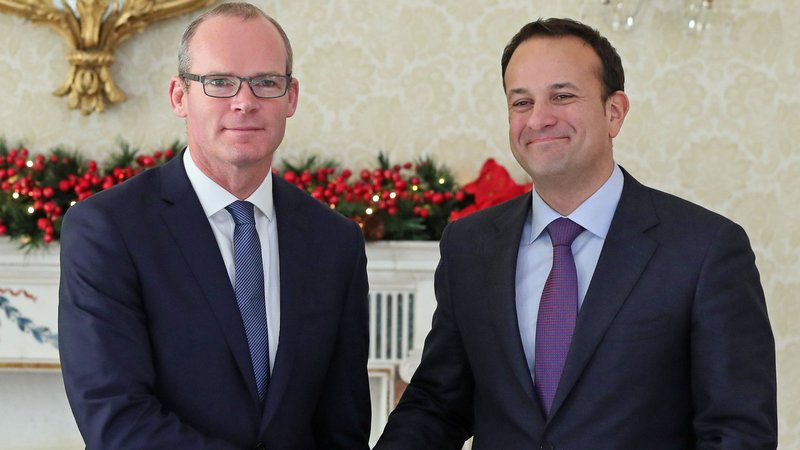 27.03.2018: 'Coveney doesn't trust politicians, and neither should you' – says PLC