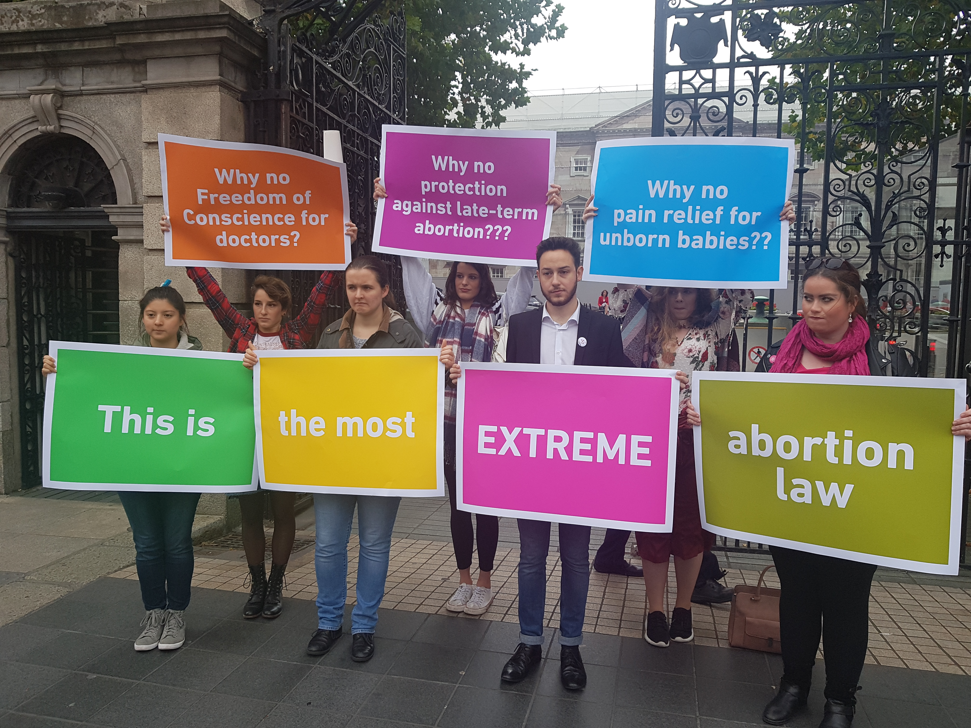 28.2.2019:  PLC comments ahead of today's 'March For Choice' in Dublin