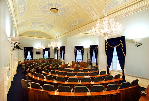 14.12.2018: Seanad Éireann debate on the abortion Bill