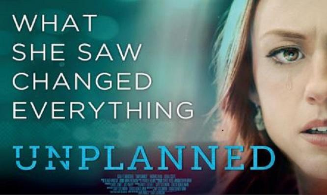 8.10.2019 PLC welcomes extended run of 'Unplanned' movie in Irish cinemas