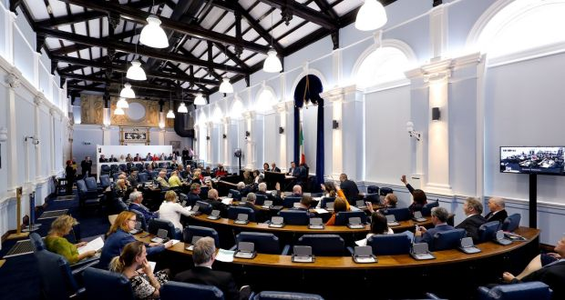03.2020 – Seanad Éireann elections – Update for voters