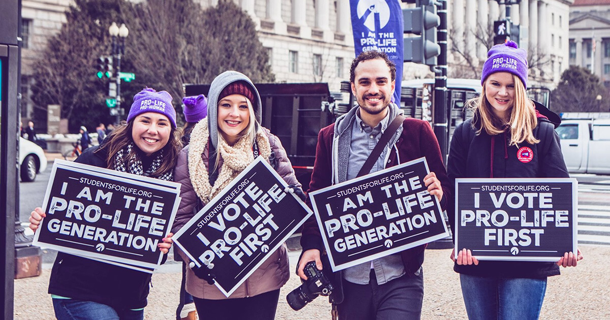 12.02.2021 – Notable pro-life gains at State level in the US