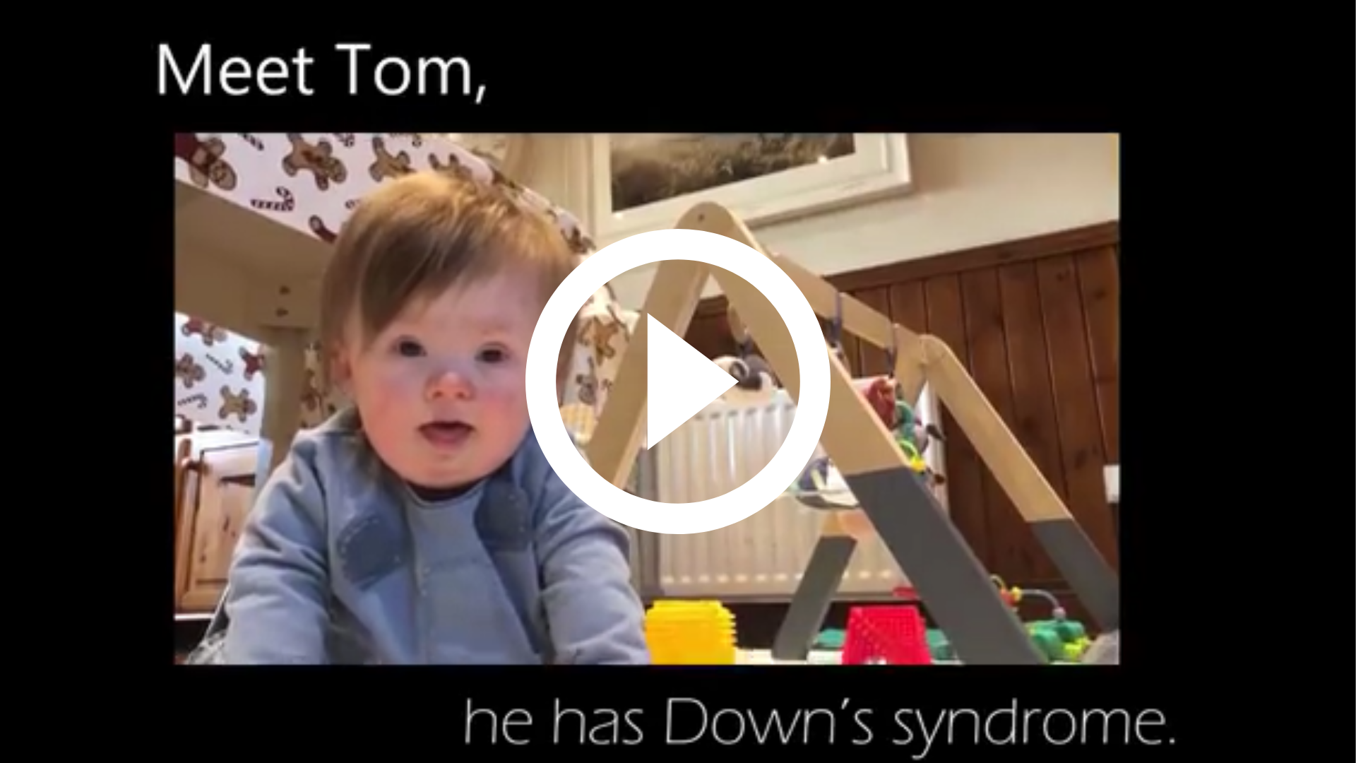 19.02.2021 – Antrim mum's gorgeous song about son Tom who has Down syndrome