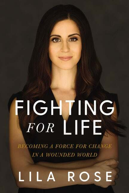 28.05.2021 – Fighting for Life- Lila Rose's new book