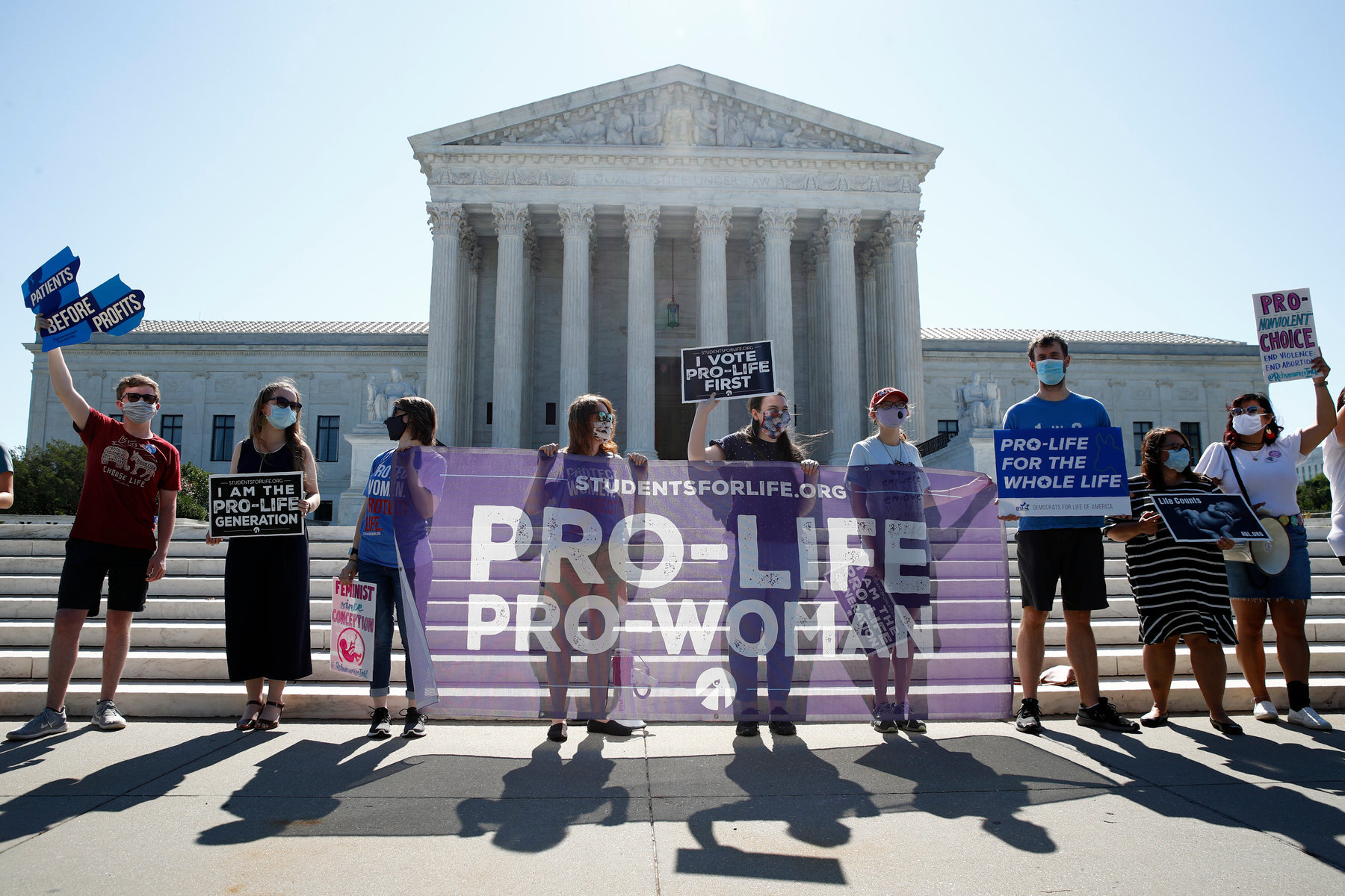 21.05.2021 – US Supreme Court agree to hear case that could overturn Roe v. Wade