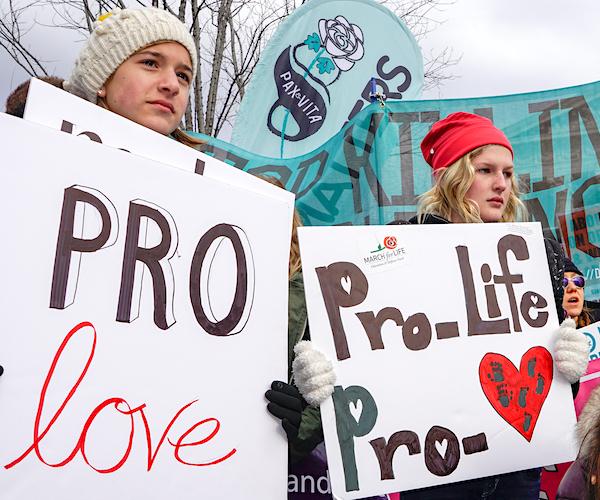 Pro-life, Pro-love