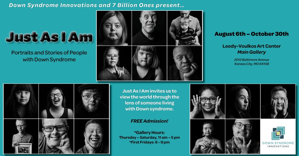 20.08.2021 – Art exhibit celebrates lives of people with Down syndrome