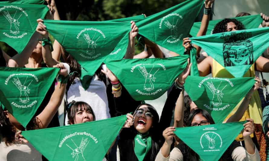 10.09.2021 – Mexico's Supreme Court Decriminalises Abortion