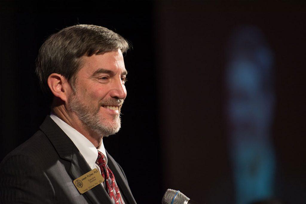 Dr Joe Pojman, Executive Director of Texas Alliance for Life