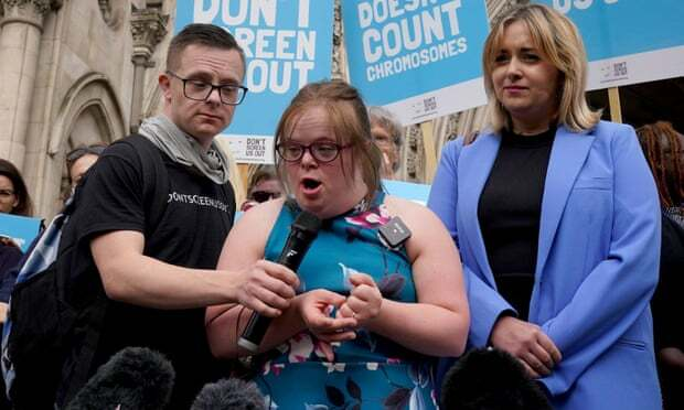 """24.09.2021 – Heidi Crowter says """"the fight is not over"""" as she vows to appeal High Court judgement"""