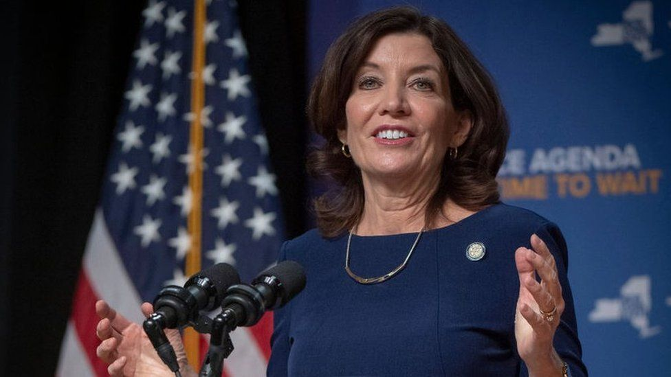 17.09.2021 – New York Governor Kathy Hochul working to censor pro-life message online