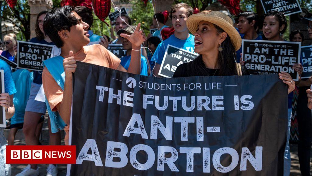 8.10.2021 – Texas appeals judge's ruling blocking new pro-life law